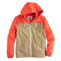 J.Crew Mens Penfield Rochester Two-Tone Rain Jacket