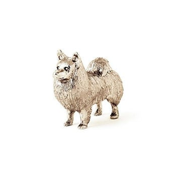 German Spitz Made in UK Artistic Style Dog Figurine Collection