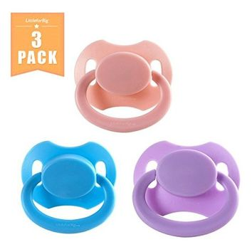 Ten@Night 3PC/lot Adult Baby Pacifier