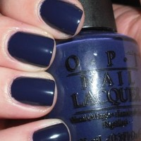 OPI Nail Lacquer, Touring America Collection Road House Blues, 0.5 Fluid Ounce