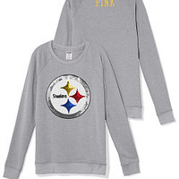 Pittsburgh Steelers Bling Crew - PINK - Victoria's Secret