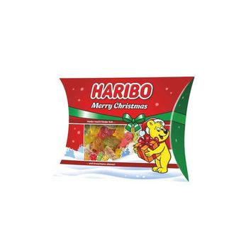 Haribo Christmas Gummy Pillow Pack, 7.76 oz (220 g)