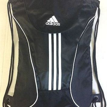 MLS Adidas MLS W.O.R.K.S Gym Bag Backpack Sack Bag NEW!!