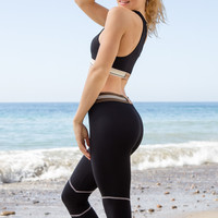 Olympia Activewear - Hero Legging | Jet