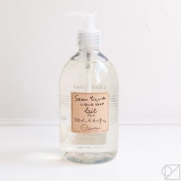 Lothantique Milk Liquid Soap