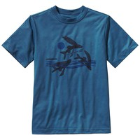 Patagonia Boy's Polarized Graphic Tee