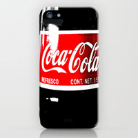 Coca-Cola Nostalgia iPhone Case by Vorona Photography | Society6