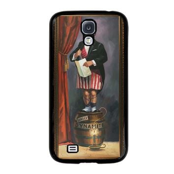 DISNEY HAUNTED MANSION STRETCHING Samsung Galaxy S4 Case