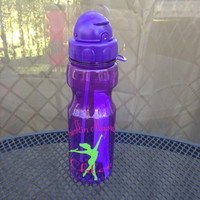 Personalized Kid's Water Bottles Baton Twirler