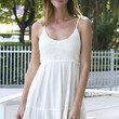 Do-Over Crochet Dress - Ivory