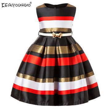 New Girls Wedding Dress Carnaval Party Dresses For Girl Clothes Princess Dress Easter Costume For Kids Dresses Children Clothing