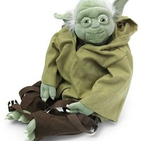 Comic Images Yoda Buddies Backpack Plush
