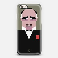 Simple Godfather iPhone 6 case by Simple People | Casetify