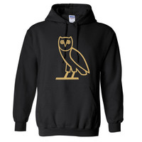 OVO Octobers Very Own OVOXO Drake Hooded Sweatshirt Hoodie