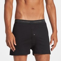 Men's Calvin Klein Cotton Boxers ,