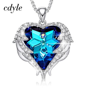 Cdyle Crystals from Swarovski Necklaces Fashion Jewelry For Wome 2faf3854b0