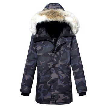 LMF3HD Canada Goose Men or Women Fashion Casual Cardigan Jacket Coat