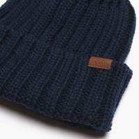 Tundra Beanie (Heather Navy)