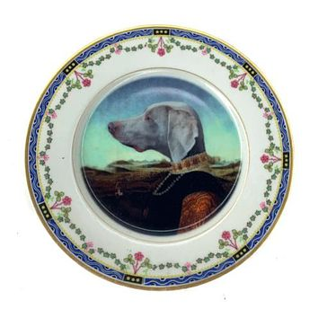 Antique Altered Plate Grand Duchess Plate