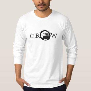 It's Just a Hipster Crow T-shirt