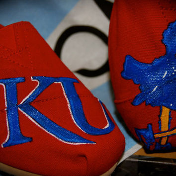 Rock Chalk TOMS