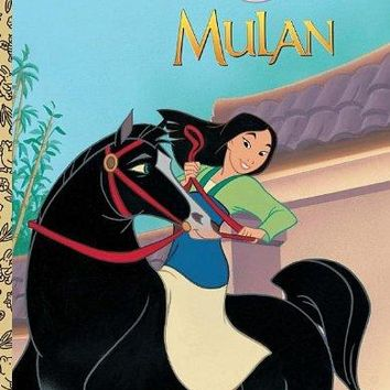 Mulan Little Golden Books