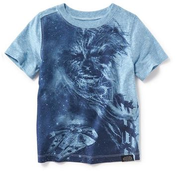Old Navy Star Wars Chewbacca Tee