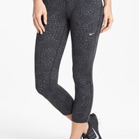 Nike 'Epic Run' Print Crop Leggings | Nordstrom