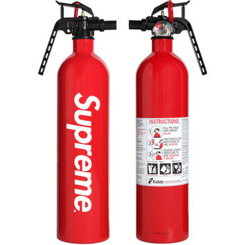 Supreme: Supreme/Kidde® Fire Extinguisher - Red