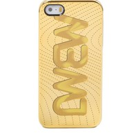 MBMJ METALLIC QUILTED IPHONE 5 CASE