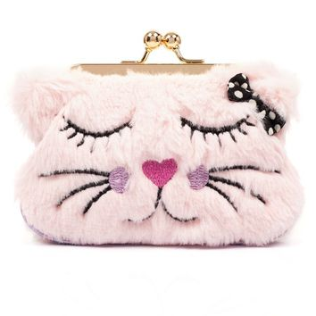 Cat Nap Purse