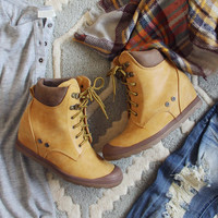 The Sweet Hiker Booties