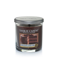 Chocolate Layer Cake : Small Tumbler Candles : Yankee Candle