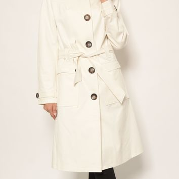 St. Sereno Women's Long Jacket/Trenchcoat/Peacoat Extra Long