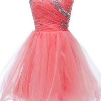 Sunvary Sweety Cocktail Homecoming Dress Speacial Occasion Dress Mini