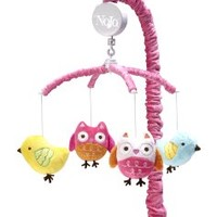 Nojo Love Birds Musical Mobile