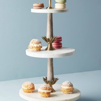 Be Our Guest Cake Stand