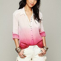 Free People  FP ONE I Shall Be Free Buttondown at Free People Clothing Boutique