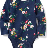 Patterned Bodysuit for Baby | Old Navy