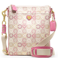 COACH BOXED PROGRAM HEART SWINGPACK - COACH - Handbags & Accessories - Macy's