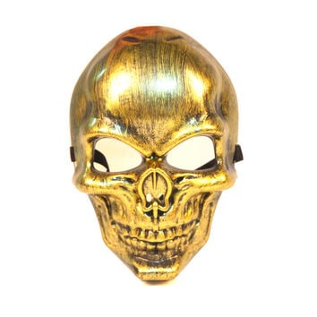 Halloween Cool Skull Mask Full Face Masquerade Party Horror Mask Feild Battle CS Cosplay Props SD979