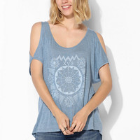 Corner Shop Star Circle Tee - Urban Outfitters