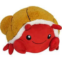 Squishable Hermit Crab: An Adorable Fuzzy Plush to Snurfle and Squeeze!