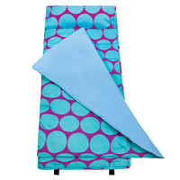 Big Dot Aqua Nap Mat - 28119