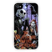The Nightmare Before Christmas For iPhone 4 / 4S Case
