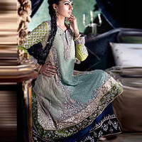 Bridal Anarkali Style Dresses Designer Walima Dresses Reception Dress Pakistan