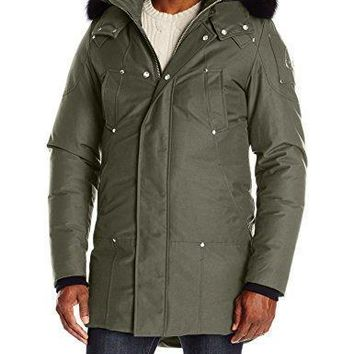 Moose Knuckles Men's Down Stirling Parka