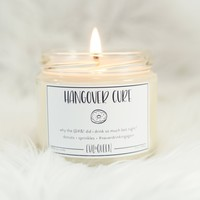 Soy Candle - Hangover Cure