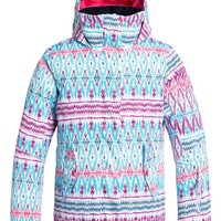 Girl's 7-14 Jetty Snow Jacket 888701249993 | Roxy