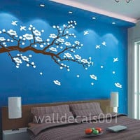 Cherry Blossom wall decals wall stickers by walldecals001 on Etsy